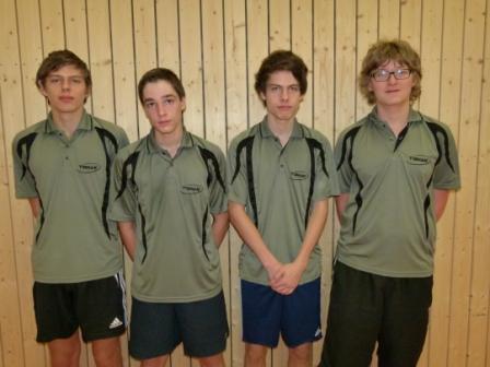 1. Jungenmannschaft
