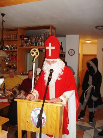 Besuch des Hl. Nikolauses